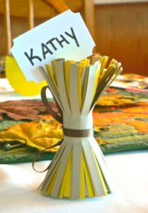 Paper Source Place Cards